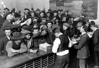 the crash of the stock market during the great depression in the united states The stock market fell to its lowest point during the depression july 8, 1932 tarpley, the bank manager, was forced to sell his belongings and leave his hometown to look for work, but he was fortunate, as the great crash was only a minor setback for him.